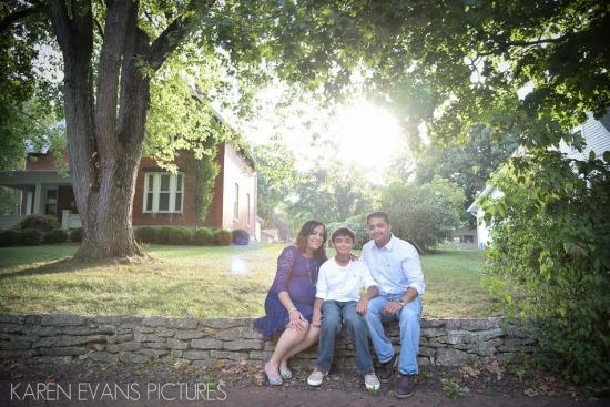 Deepa's Maternity and Family
